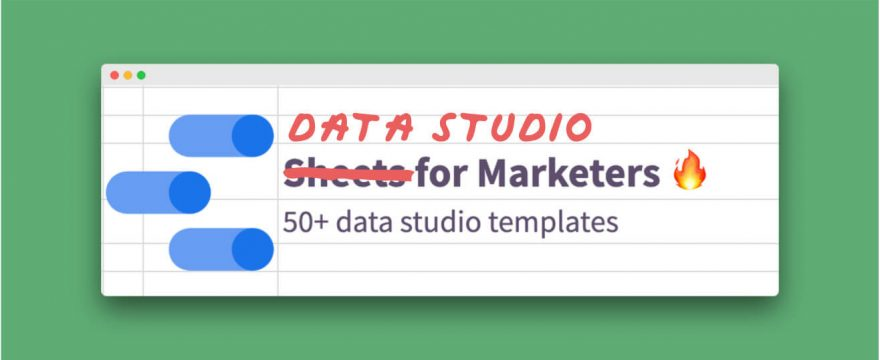 Templates de Data Studio para SEO